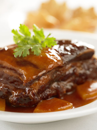 how to make the chinese restuarant spare ribs