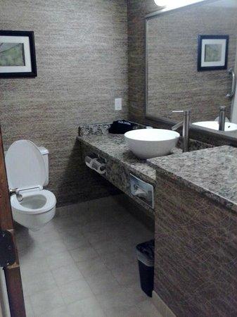 Wyndham Garden Glen Mills Wilmington : bathroom