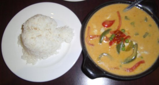Thai Cottage: Panang Curry