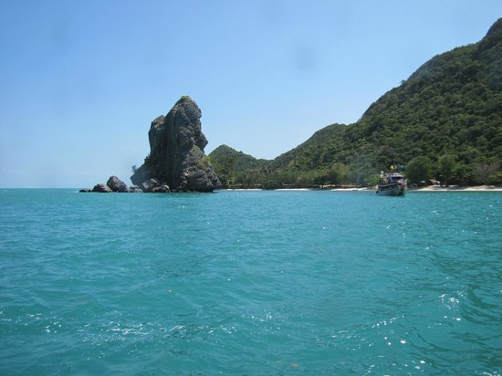 Mu Ko Ang Thong National Park : spectacular scenery