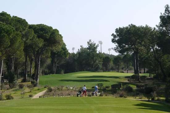 Cornelia Diamond Golf Resort & Spa: The Faldo course at Cornelia