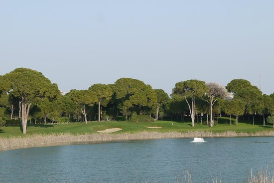 Cornelia Diamond Golf Resort & Spa: Faldo course at Cornelia