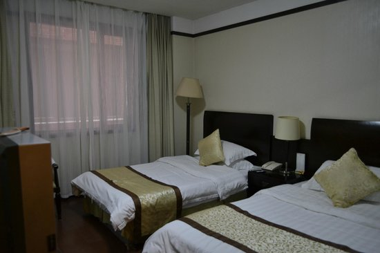 Redwall Hotel Beijing : Номер