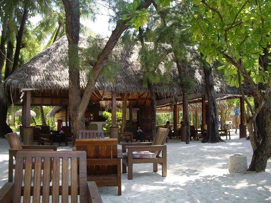 VOI Maayafushi Resort: Bar