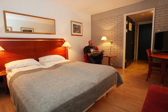 Eidfjord Fjell & Fjord Hotel: Room