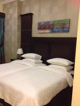 Ivory Grand Hotel Apartments : Camera da letto