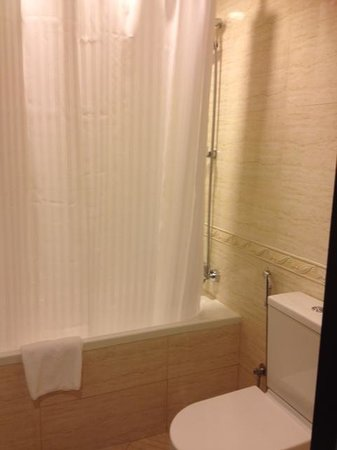 Ivory Grand Hotel Apartments : Bagno 2