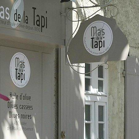 Le Mas de La Tapi: Notre boutique sur le cours Paul Révoil