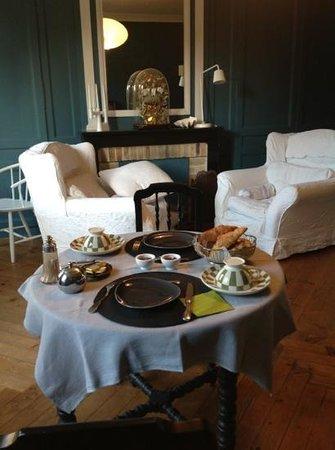Rosebud: Salle du petit déjeuner