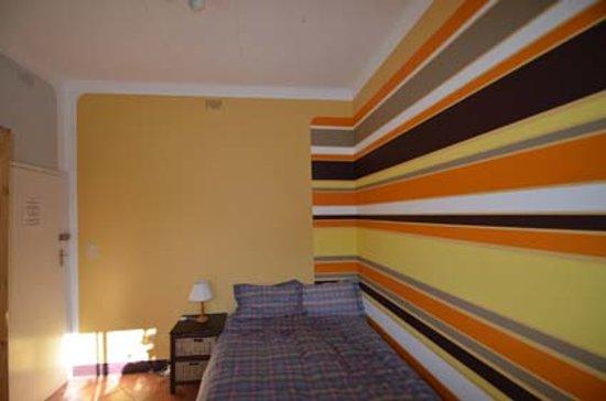 Paradisegarden Backpackers : The fancy double room