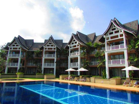 Allamanda Laguna Phuket: Возле бассейна