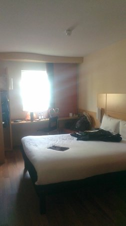 Ibis London Greenwich : Room 250