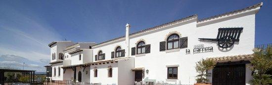 Cheste, Spain: Fachada