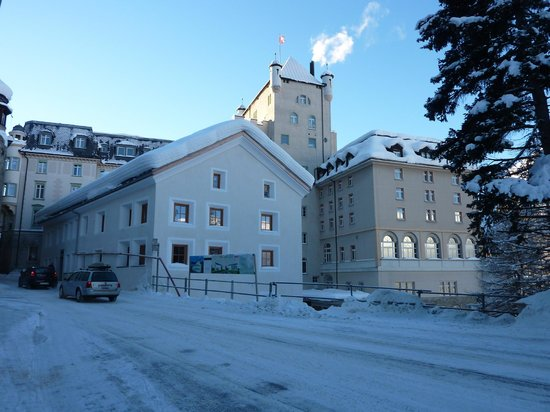 Hotel Schloss Wellness & Family - TH Resorts : vista lato St Moritz