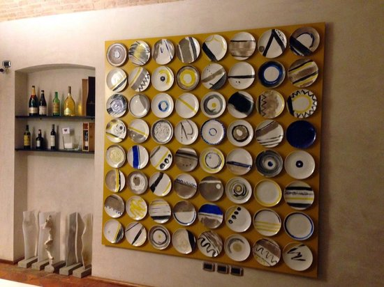 Settecento Hotel: Arredamento delle sale d'aspetto