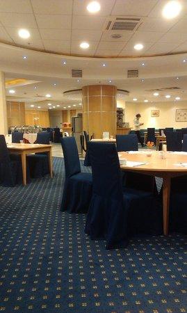 Novotel Moscow Centre : Ресторан