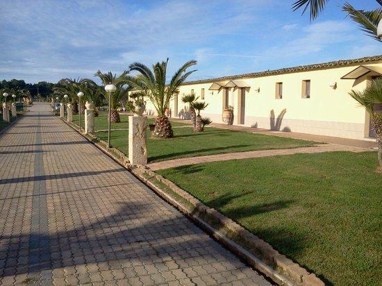 Agriturismo La Maddalena : Zona residence