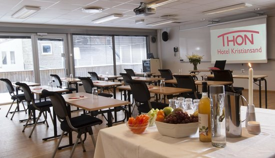 Thon Hotel Kristiansand: Conference