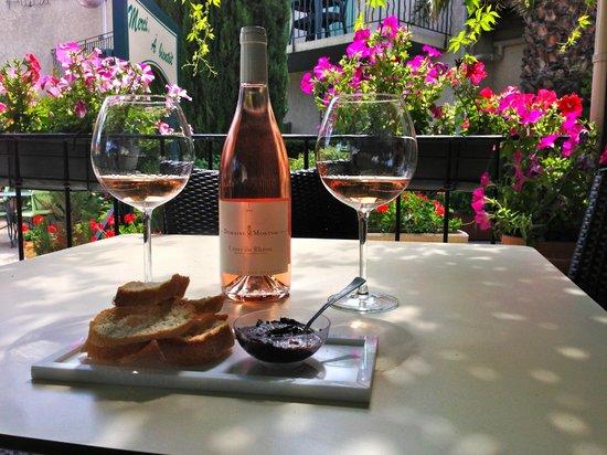 Hotel le Pradet : degustation