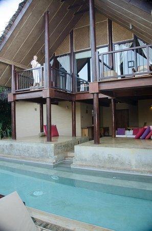 Jetwing Vil Uyana: two storey villa