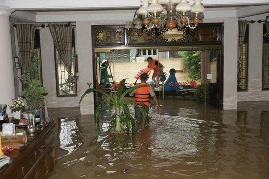 Nhi Nhi Hotel : Lobby