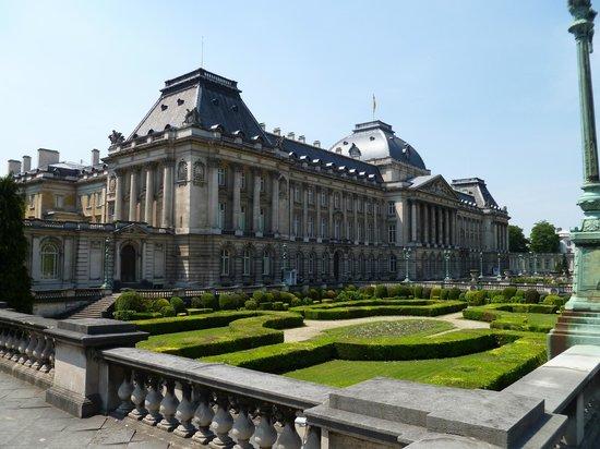 Parc de Bruxelles (Warandepark) : Резиденция