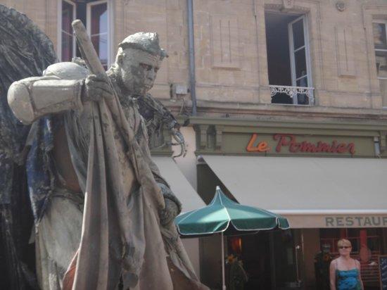Le Pommier Restaurant: Fêtes Médiévales