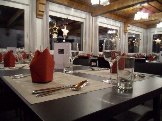 Steiniger Tisch: Silvester 2012