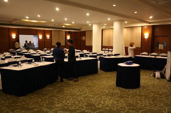 GreenPark Hyderabad: Very nice function room - Residency