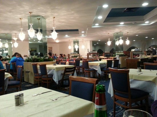 Hotel Histrion: Il salone