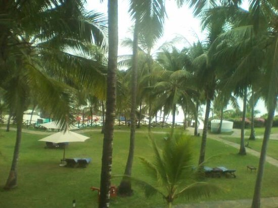 Voyager Beach Resort: view from the room
