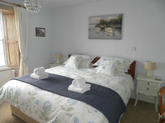 Lyn Holiday Apartments: Seascape  Apartment - Super king-size option