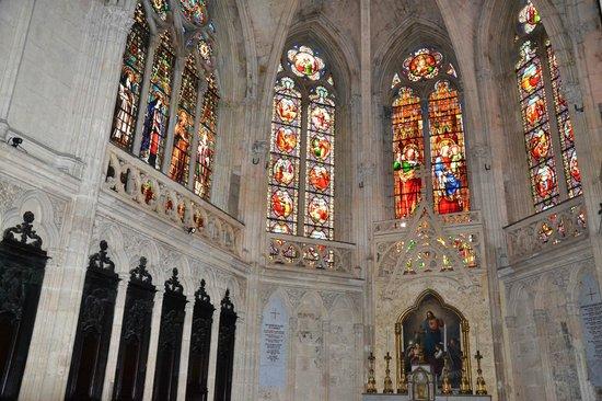 Cathédrale Saint-André : Vetrate