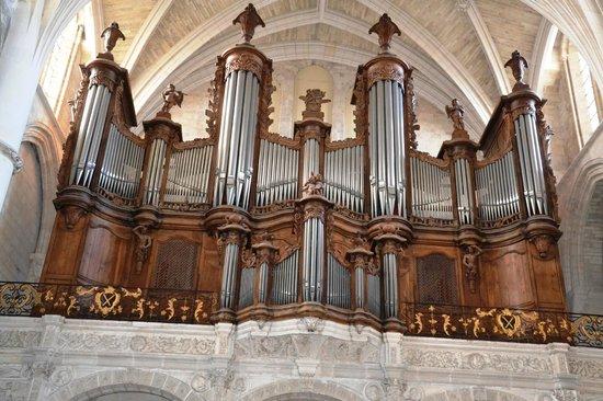 Cathédrale Saint-André : Organo