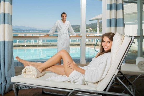 Werzer's Badehaus: Erholung im Badehaus (Ruhezone)