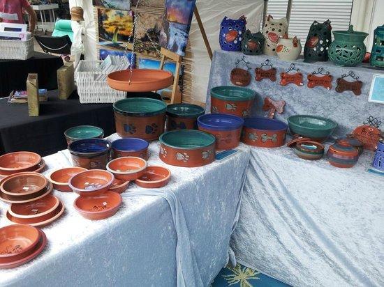 The Caloundra Street Fair : Dog