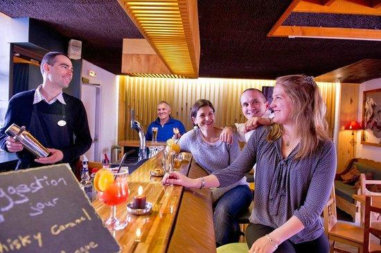 Hotel Les Chalets du Prariand: Bar des Calets du Prariand