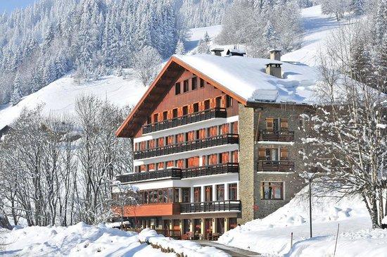 Hotel Les Chalets du Prariand