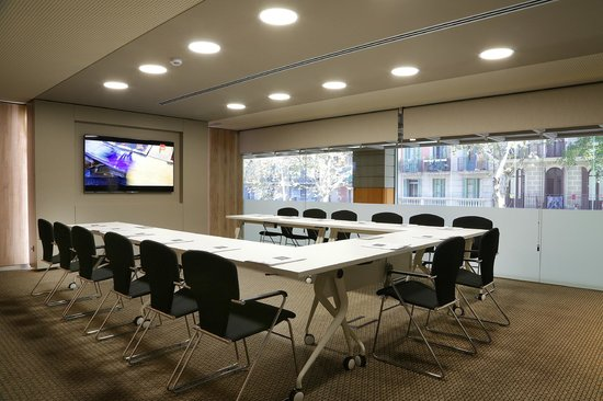 Crowne Plaza Barcelona - Fira Center: Sala de reuniones / Meeting room
