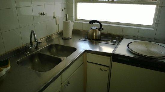 Sarmiento Suites Apartment Hotel: Cocina