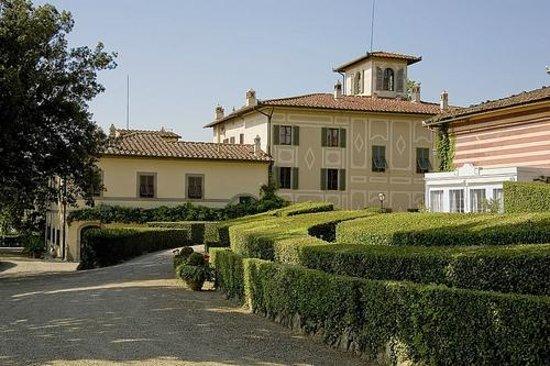 San Miniato, Itália: Villa