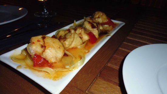 Meson es Verro : Курица по-тайски