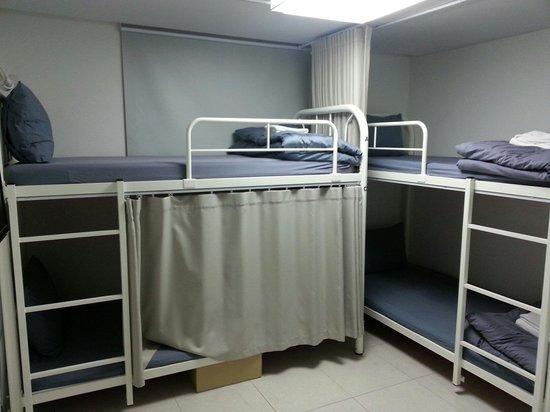 Neo Seoul Guesthouse: 四人房