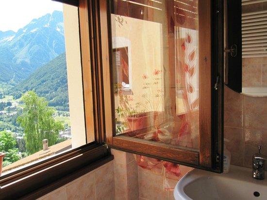 Finestra Panoramica Del Bagno Foto Di Albergo Ristorante