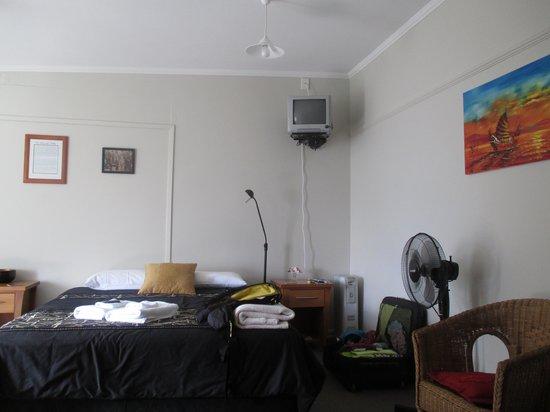 Dunstan House: Wong room interior