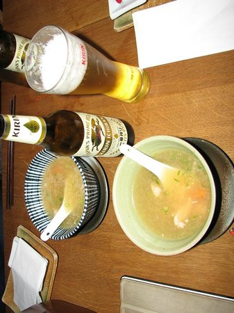 Gingi Sushi Sashimi: Izakaya 1