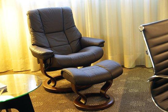 Crowne Plaza Barcelona - Fira Center: Sillón de relajación / Stresless armchair