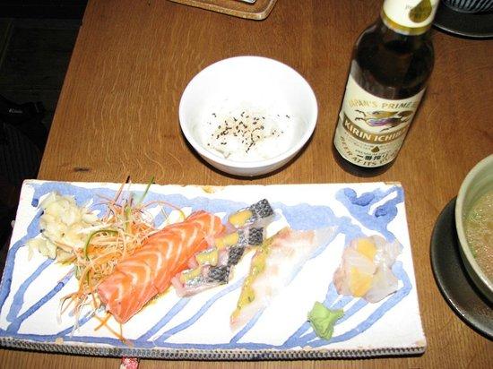 Gingi Sushi Sashimi : Izakaya 3