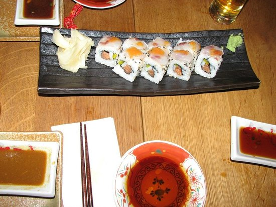 Gingi Sushi Sashimi : Izakaya 4