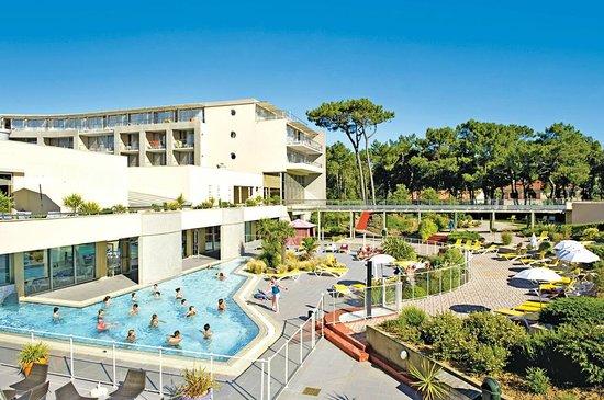Club les jardins de l 39 atlantique talmont saint hilaire - Port bourgenay les jardins de l atlantique ...